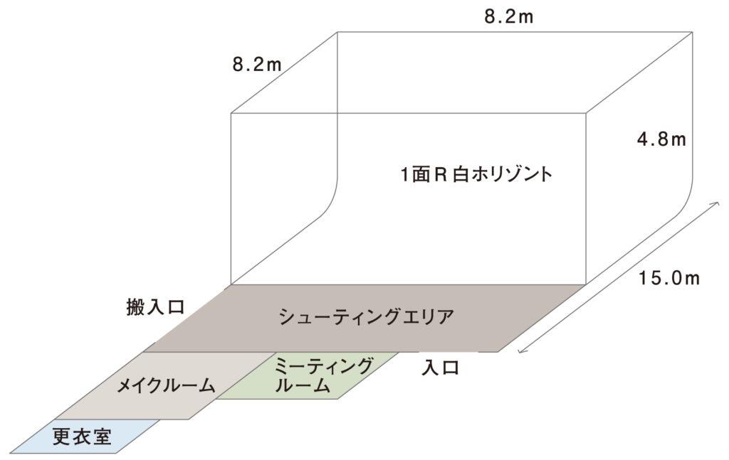 1stの見取り図